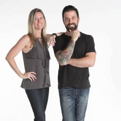 Habatat Galleries Owners Lindsey Scott and Jay Scott