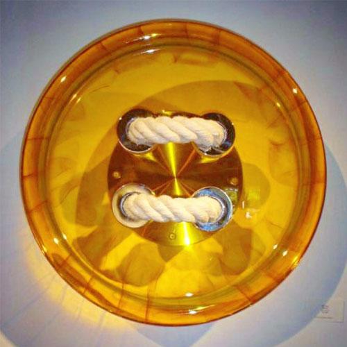 Petr Hora Glass art at Habatat Galleries