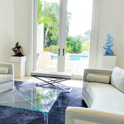 Fine art interiors
