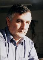 Peter Hora Artist Portrait