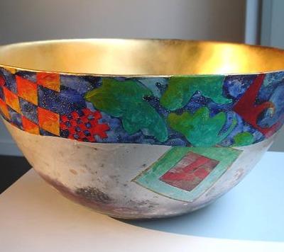 Ceramic Bowl by Bennet Bean