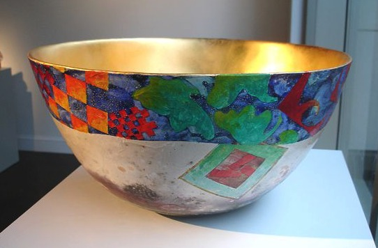 Ceramic Bowl by Bennet Bean