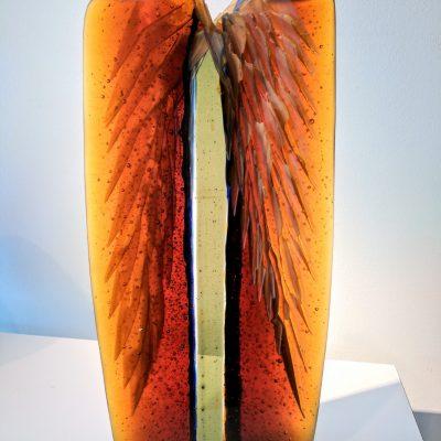 Glass art by Alex bernstein