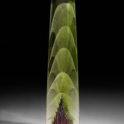 Alex Bernstein glass art