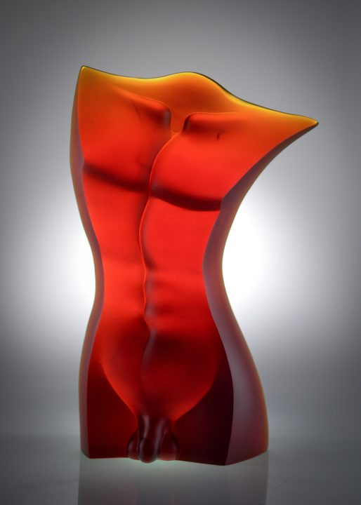 glass art by Latchezar Boyadjiev available at Habatat Galleries