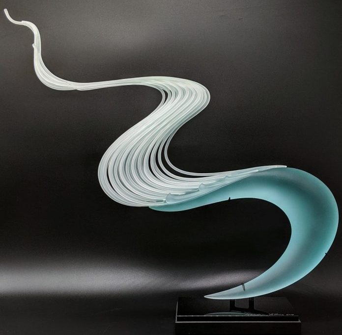 William Lequier glass art
