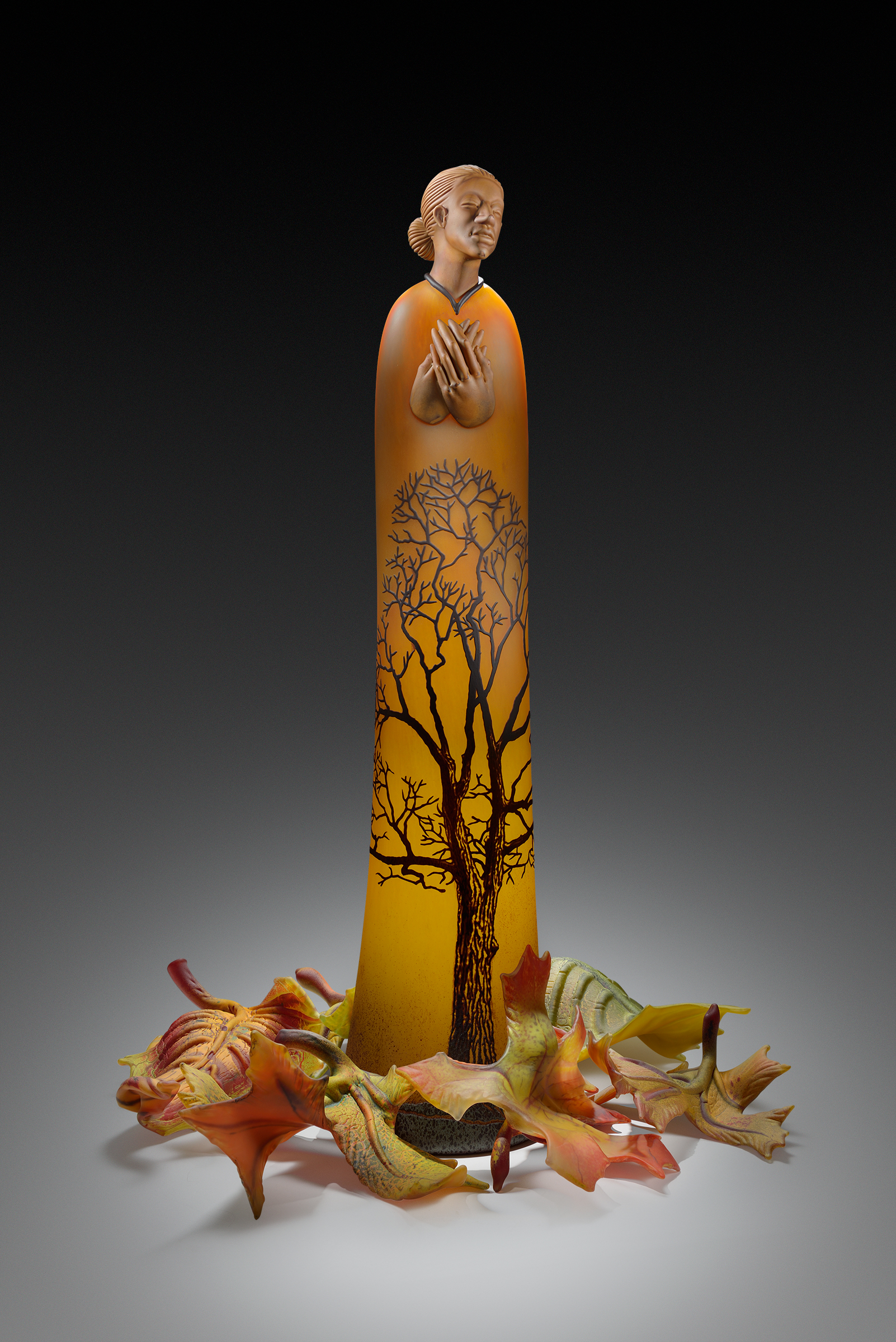 Sculpture collaboration by Ross Richmond and Randy Walker