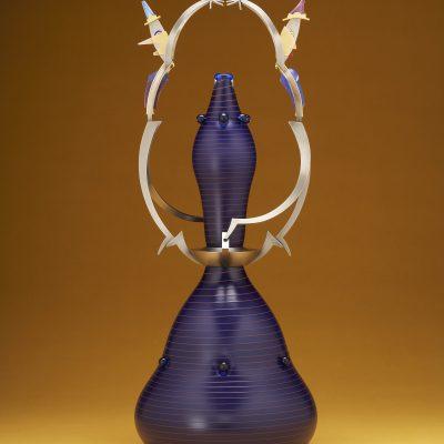 Dan Dailey glass art