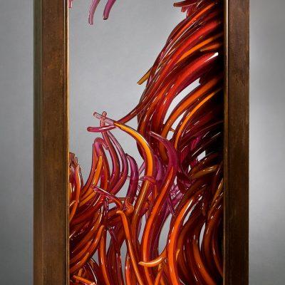 Shayna Leib mixed media sculpture