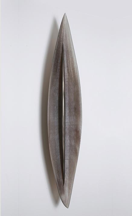 Mixed media wall sculpture by Daniel Clayman