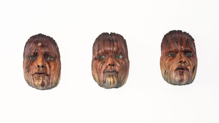 Christopher David White ceramic sculpture