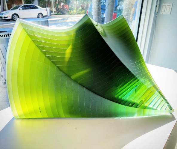 glass art by Javier Gomez