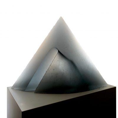 Stanislav Libensky Jaroslava Brychtova cast glass sculpture
