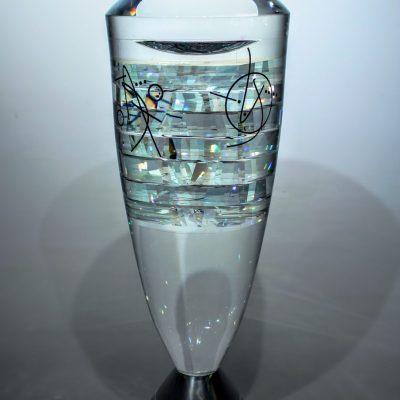 Toland Sand glass art