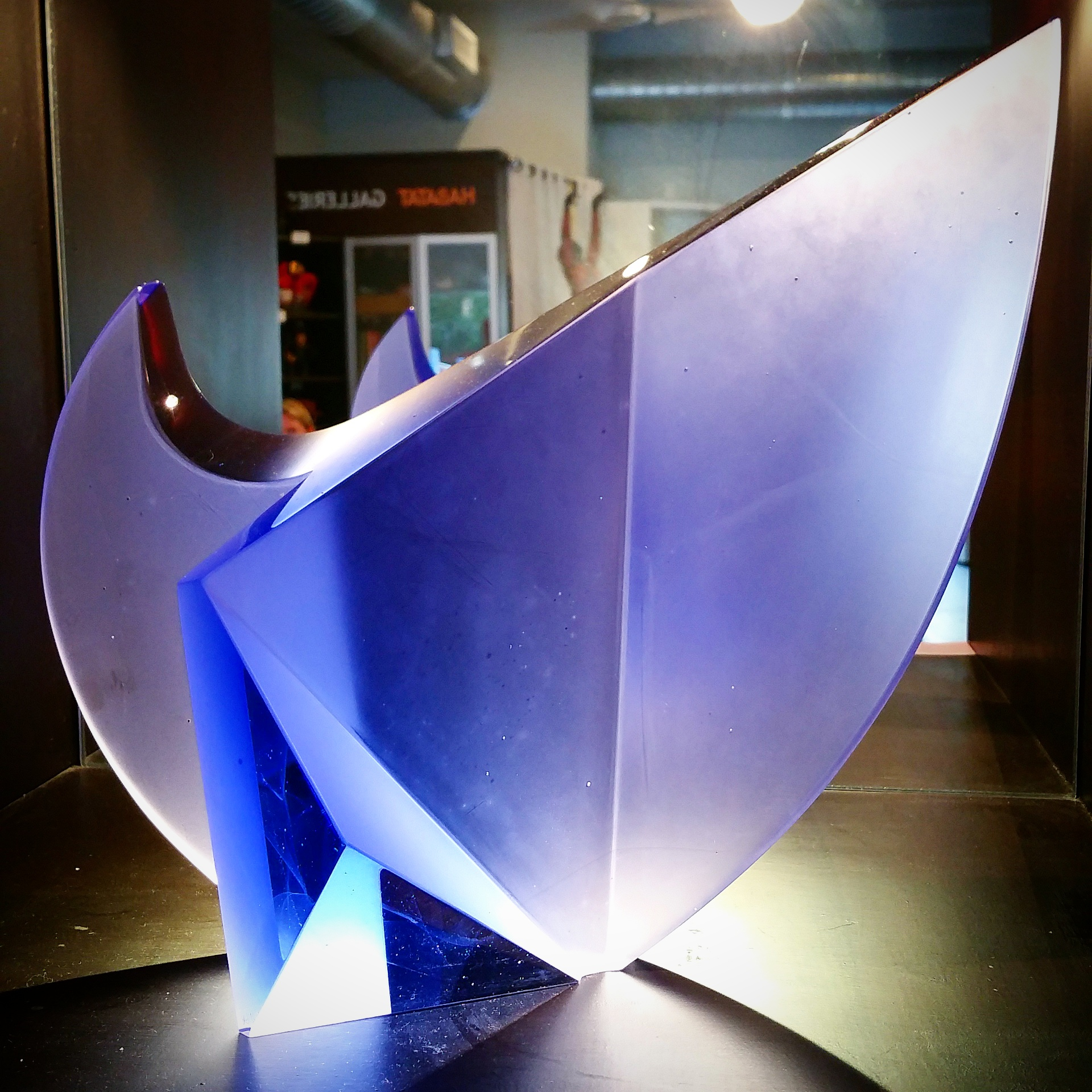 Sculpture by Vladimira Klumpar