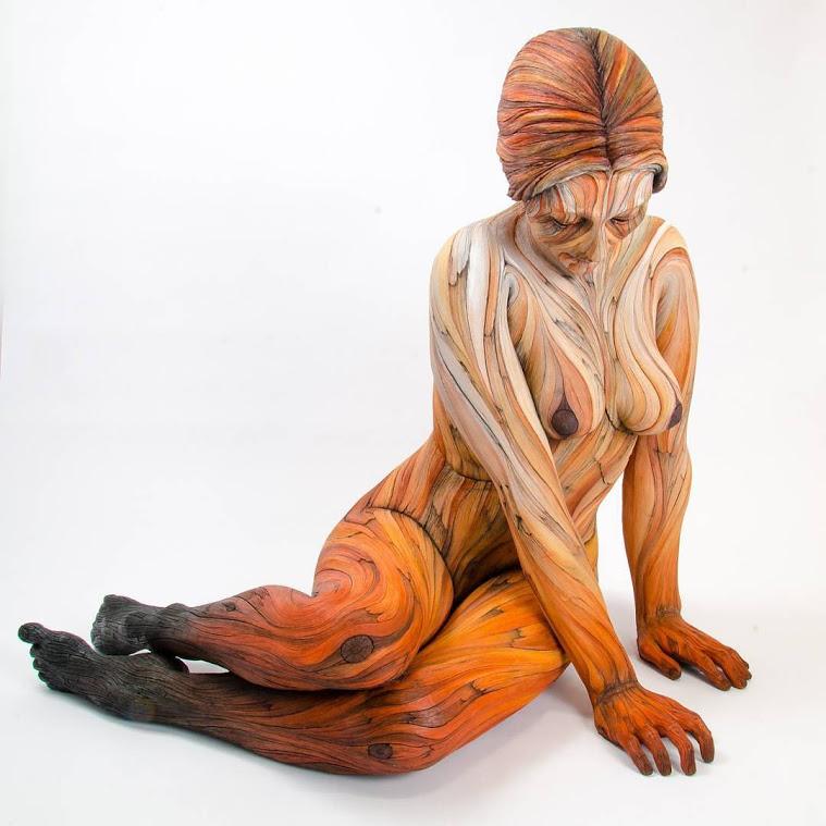 Christopher David White ceramic art at Habatat Galleries Florida