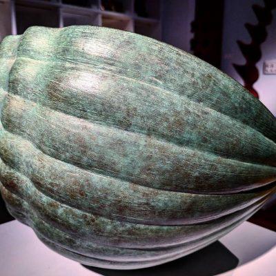 Mixed media sculpture by Daniel Clayman