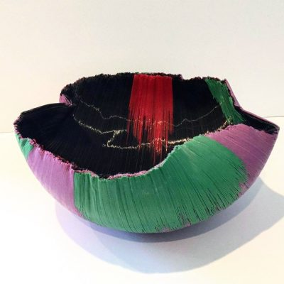 Toots Zynsky glass sculpture