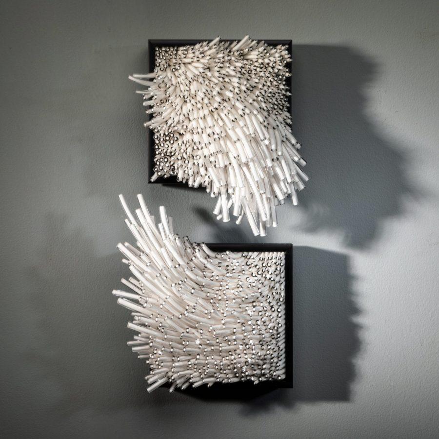 Shayna Leib glass sculpture