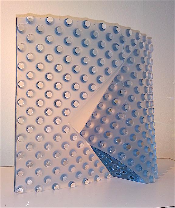 Glass art by Vladimira Klumpar