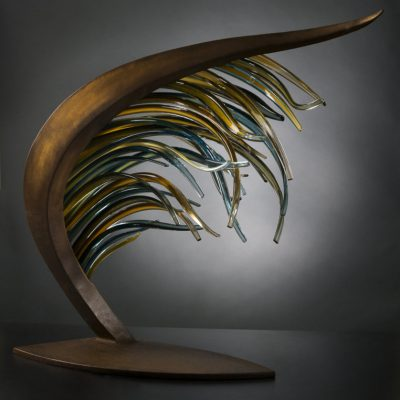 Shayna Leib sculpture