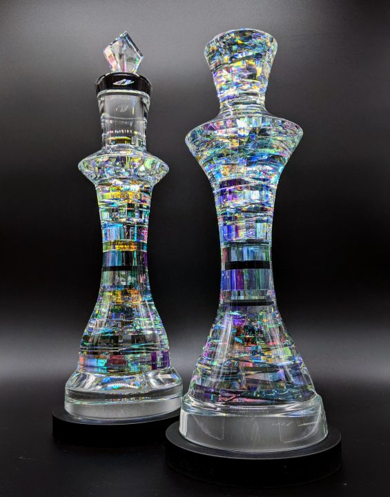 Jack Storms glass art