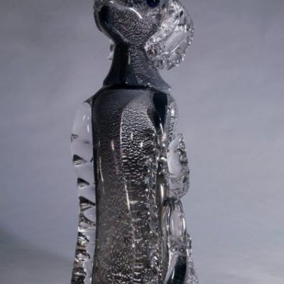 Miles by Richard Jolley available at Habatat Galleries