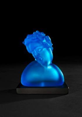 Richard Jolley Glass art
