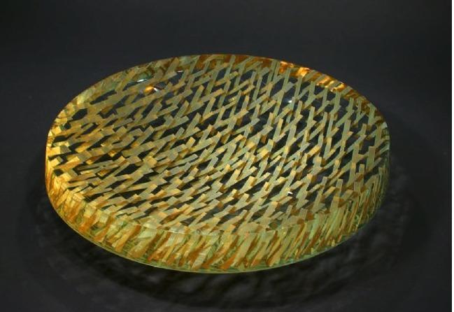 Tomas Hlavicka Czech glass sculpture
