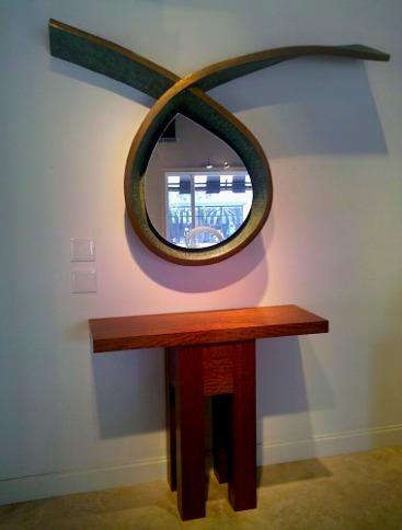 Wendell Castle sculpture furniture