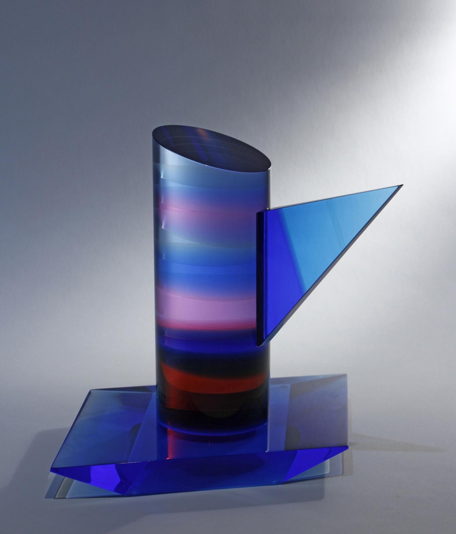 Glass art by Petra Hrebackova