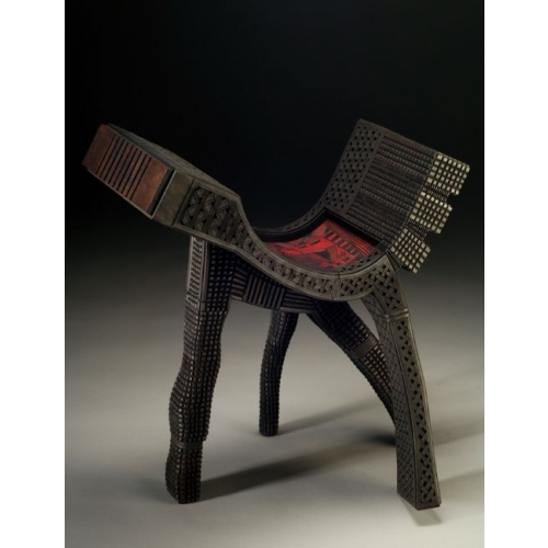 leather art by TANIJA AND GRAHAM CARR