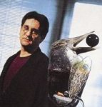 Robert Palusky glass and ceramic art