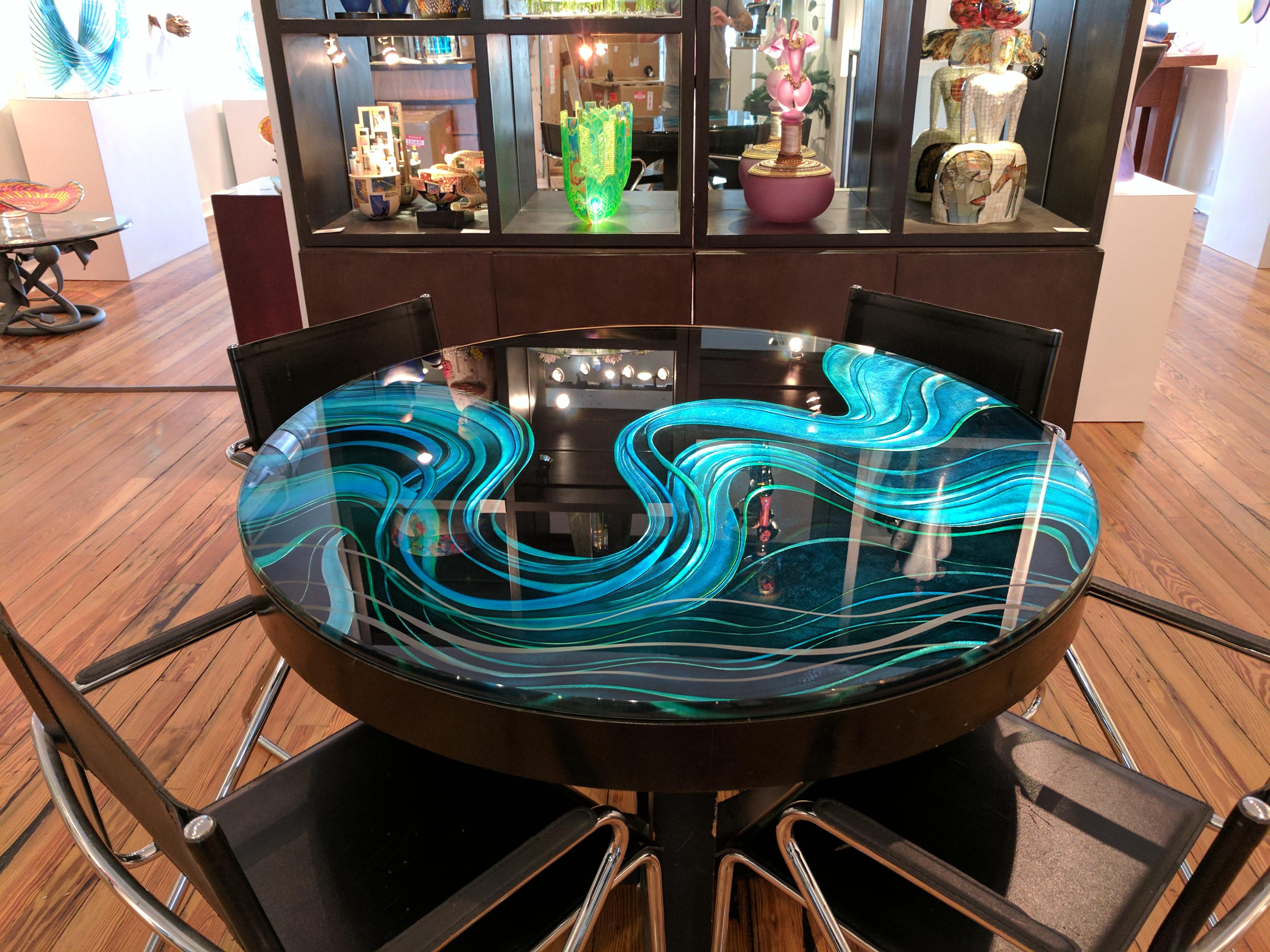 Melissa Paxton glass art
