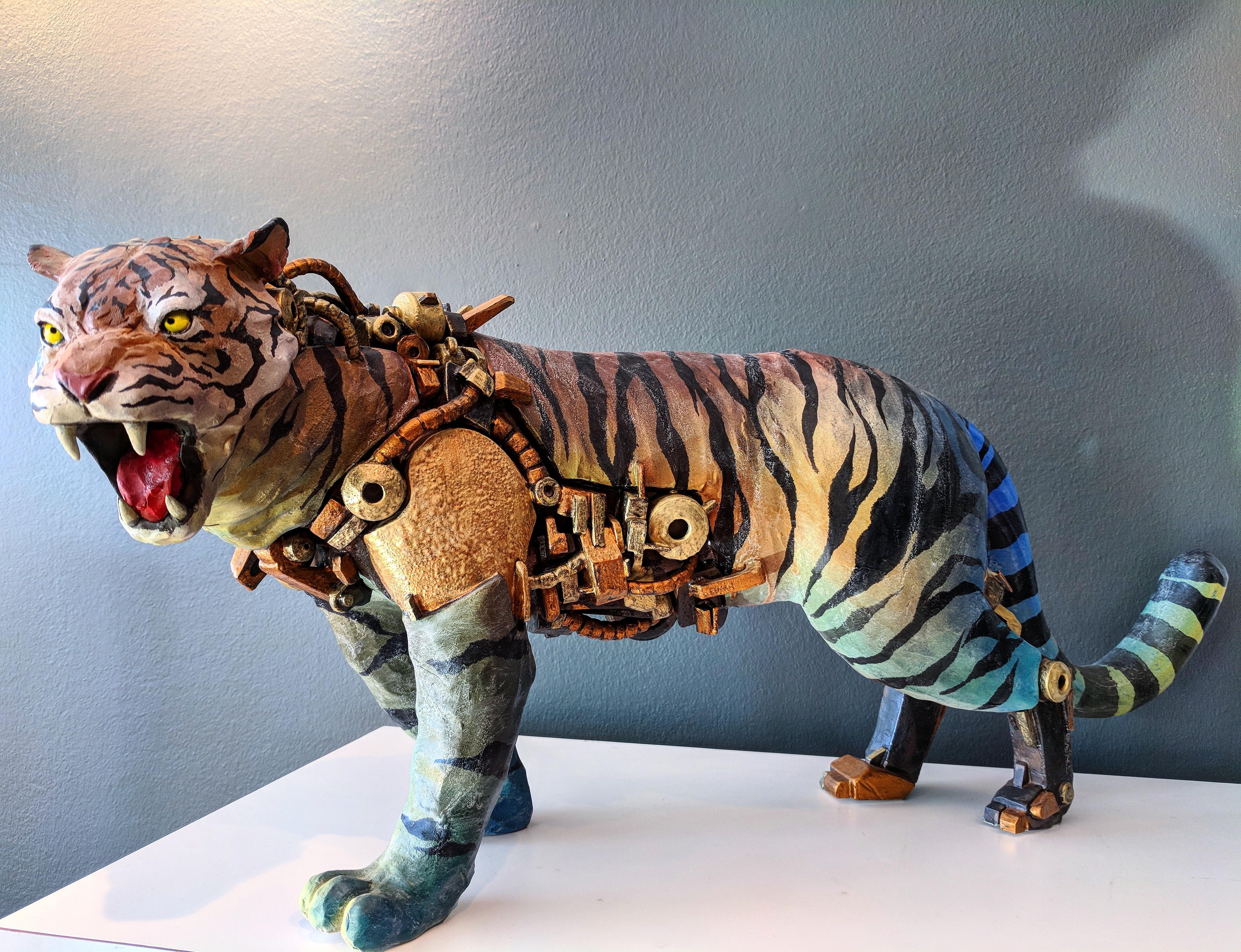 Ceramic sculpture by Joonsang Park