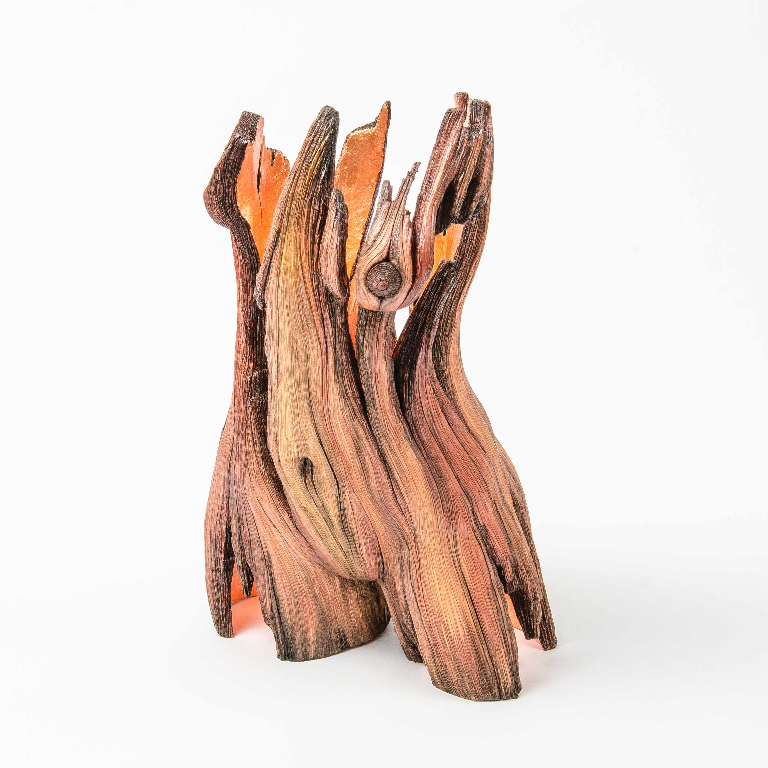 Ceramic sculpture by Christopher David White