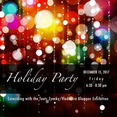 Habatat Galleries 2017 Holiday Party