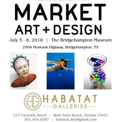 Market Art & Design in The Hamptons