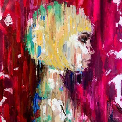 Saint Saturday art available at Habatat Galleries