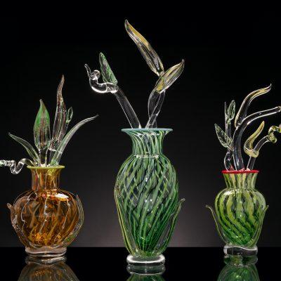 Eli Cecil glass art