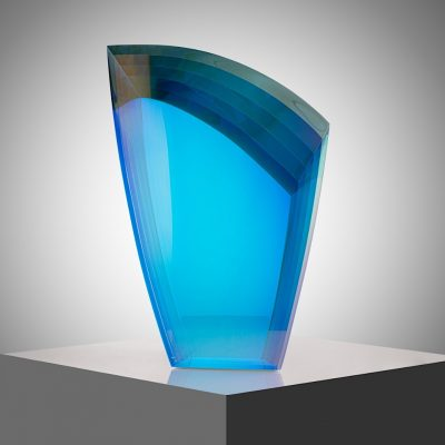 Jaroslav Prosek glass art