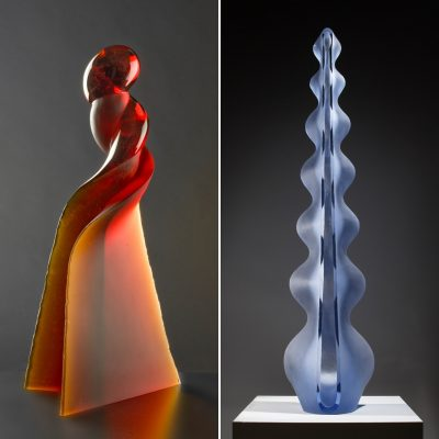 Vladimira Klumpar solo exhibit