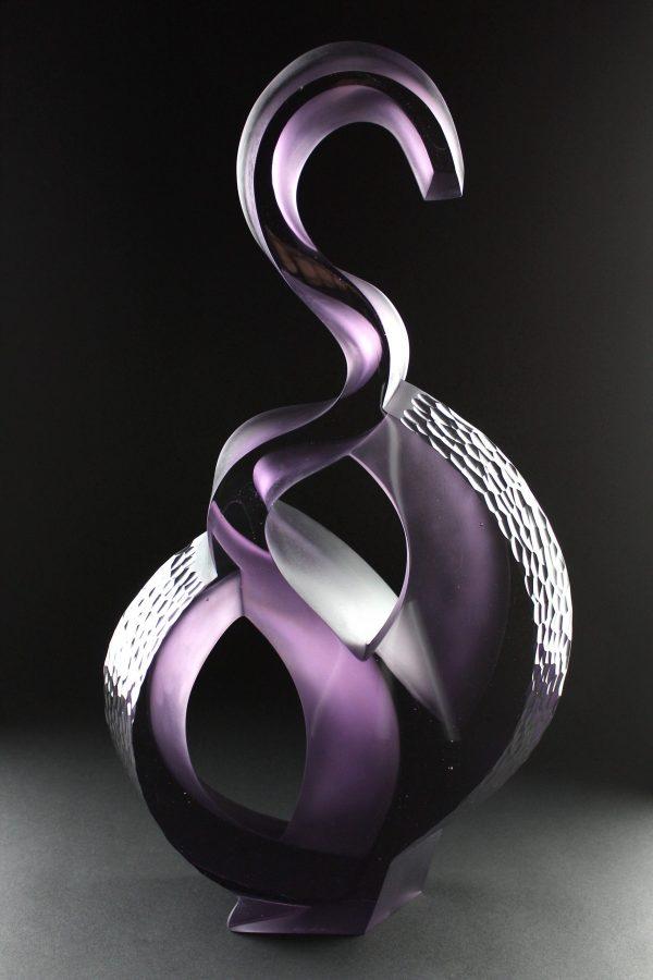 Chad Holliday glass art