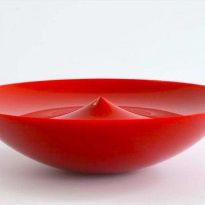 Frantisek Vizner glass sculpture