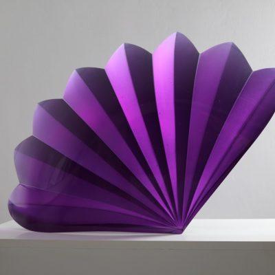 Ivana Masitova glass sculpture