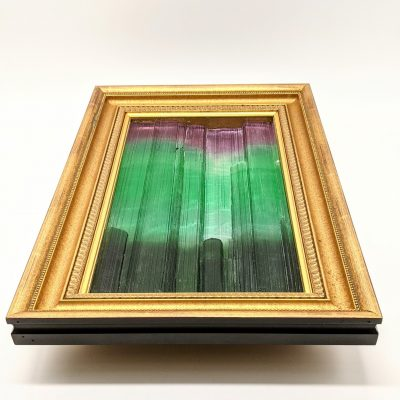 Jeremy Sinkus glass wall art