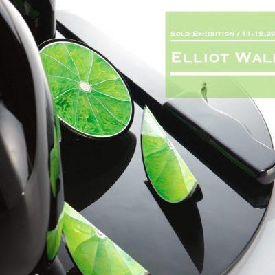 Elliot Walker glass sculpture