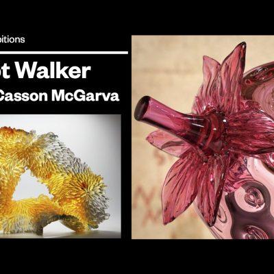 Elliot Walker & Nina Casson McGarva solo show