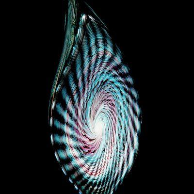 Peter Kuchler III. blown glass art