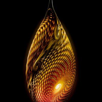 Peter Kuchler III glass art